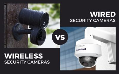 Wired vs. Wireless Security Cameras: Which are better for you?